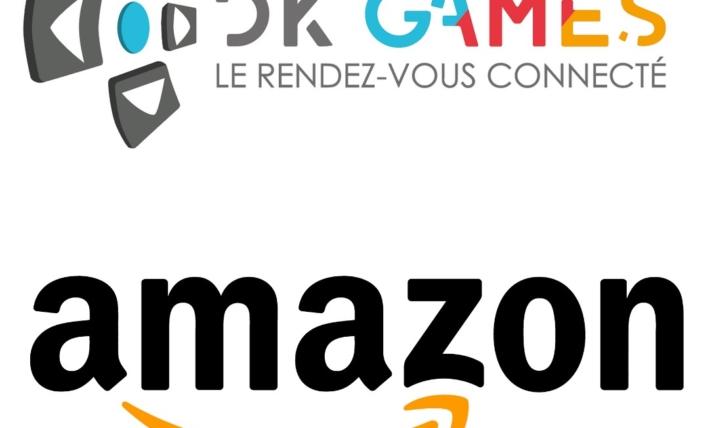 partenariat Dk'Games Amazon
